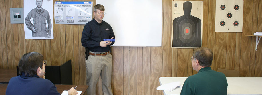 Firearm & Concealed Carry Training Courses | Precision Firearms